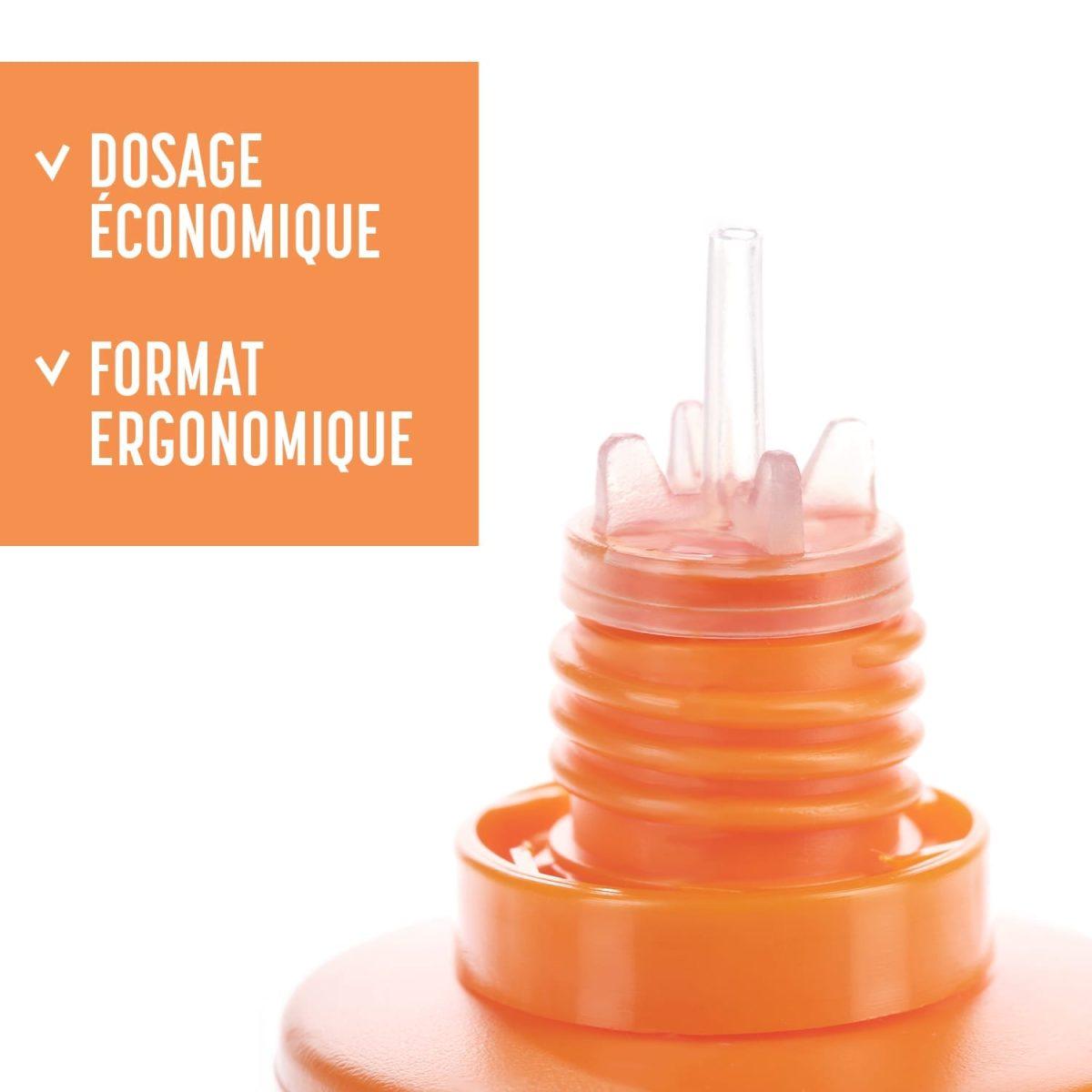 """DISSOLVANT<br>Huile essentielle d'Orange Douce<br> <span style=""""font-size: 18px;"""">60 ml</span> Dissolvants"""